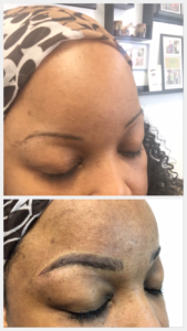 Microblading Forever Lasting Beauty