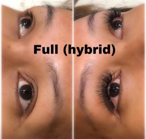 Eyelash Extensions 3D