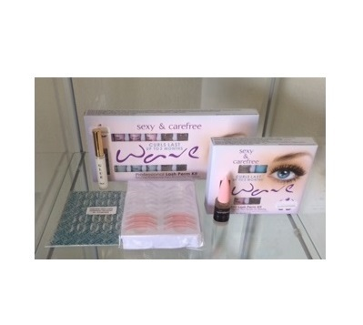 Eyelash Lift Products and Training