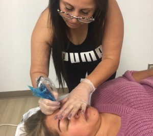 Permanent Makeup Procedures