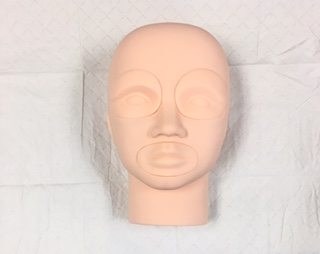 Permanent Makeup Practice Products
