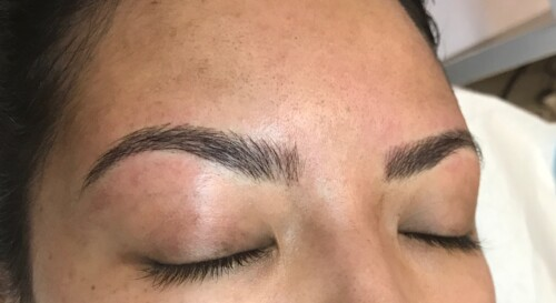 Microblading Eyebrow Class